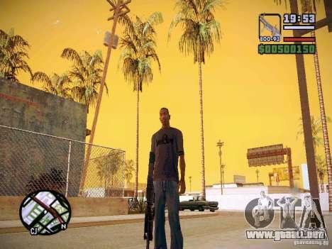 M60 para GTA San Andreas segunda pantalla