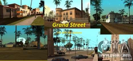 Grand Street para GTA San Andreas