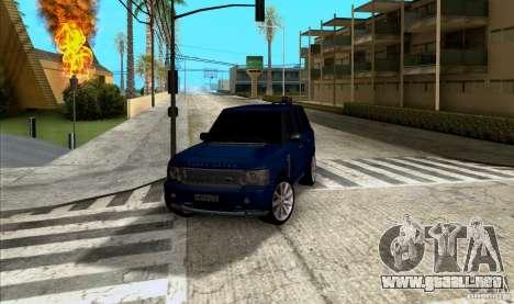 ENBSeries by HunterBoobs v1.2 para GTA San Andreas quinta pantalla