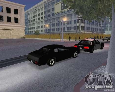 Nuevas máquinas de textura para GTA San Andreas tercera pantalla