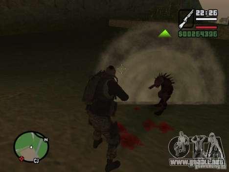 Chupacabra para GTA San Andreas séptima pantalla