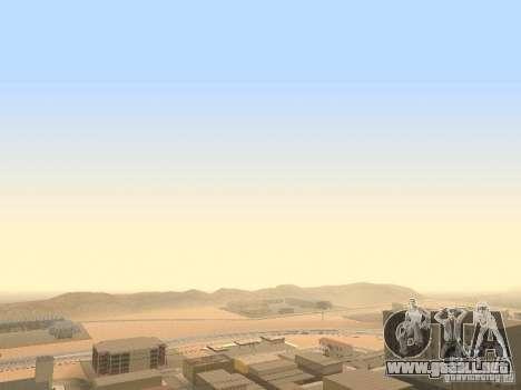 Configuración de Timecyc v 2.0 para GTA San Andreas