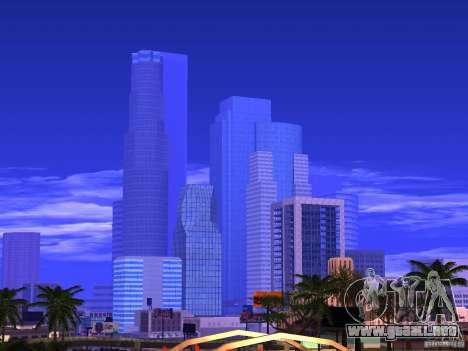 Amazing Screenshot v1.1 para GTA San Andreas segunda pantalla
