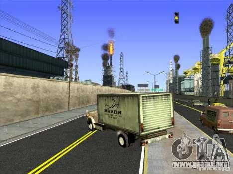 Yankee basado en GMC para la visión correcta GTA San Andreas
