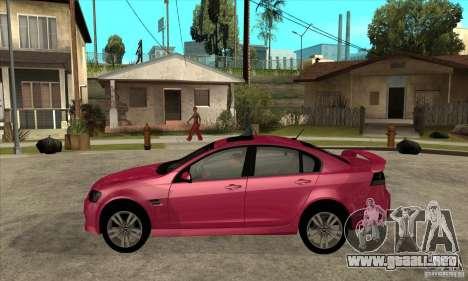 Chevrolet Lumina SS para GTA San Andreas left