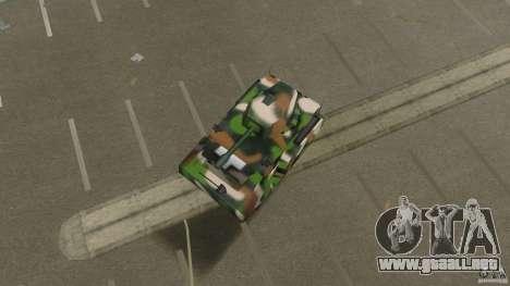 Bundeswehr-Panzer para GTA San Andreas