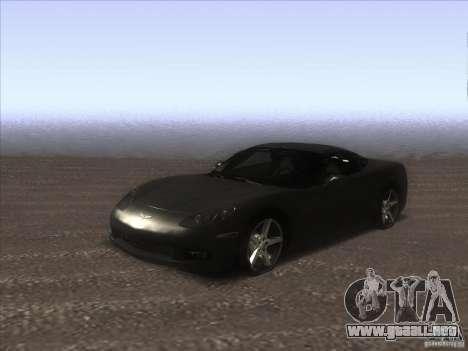 ENB de GTA IV para GTA San Andreas tercera pantalla