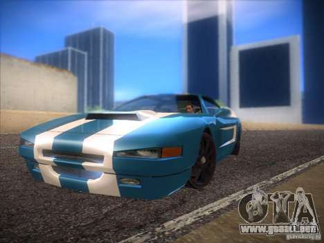 New Infernus para vista lateral GTA San Andreas