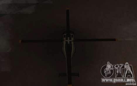 GTA IV Maverick para visión interna GTA San Andreas