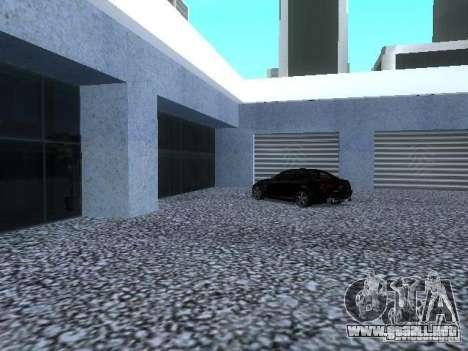 Concesionario BMW en San Fierro para GTA San Andreas segunda pantalla