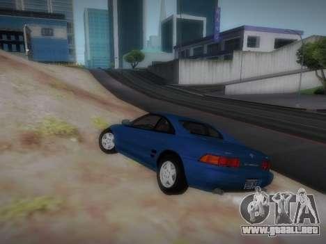 Toyota MR2 GT para la visión correcta GTA San Andreas