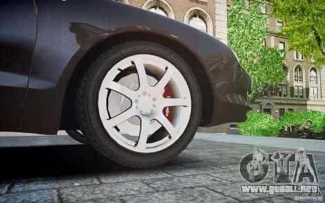 Toyota Celica GT-FOUR para GTA 4 interior