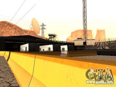 Prison Mod para GTA San Andreas sexta pantalla