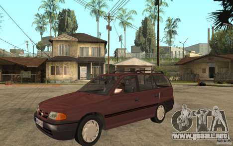 Opel Astra SW 1.6 1994 para GTA San Andreas
