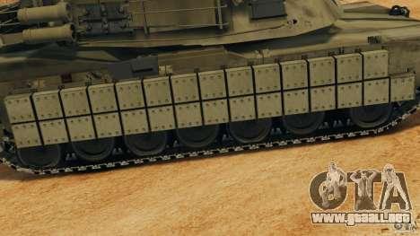 M1A2 Abrams para GTA motor 4