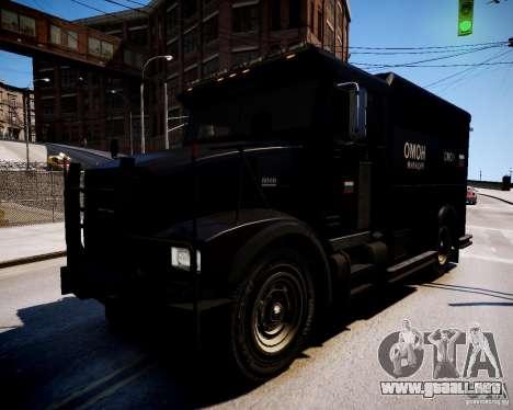 Russian Enforcer para GTA 4
