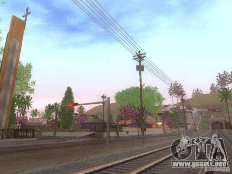 Spring Season v2 para GTA San Andreas undécima de pantalla