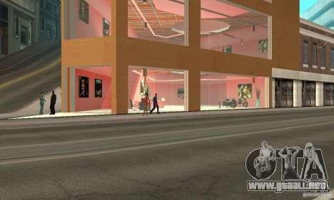 Otto Sport Car para GTA San Andreas segunda pantalla