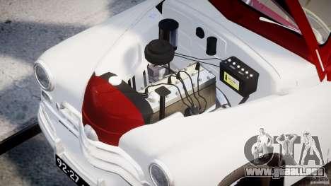 GAS M20V Victoria v.1.0 para GTA 4 visión correcta