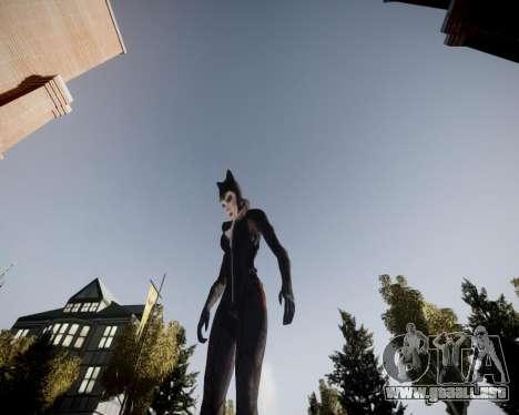 Catwoman v2.0 para GTA 4 quinta pantalla