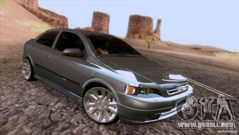 Opel Astra G 2.0 1.6V para GTA San Andreas