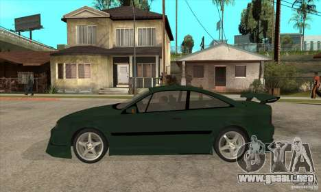 Opel Calibra para GTA San Andreas left
