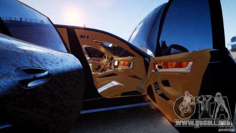 Porsche Panamera Turbo 2010 Black Edition para GTA 4 vista lateral