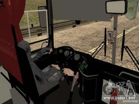 Ikarus Z50 para la vista superior GTA San Andreas