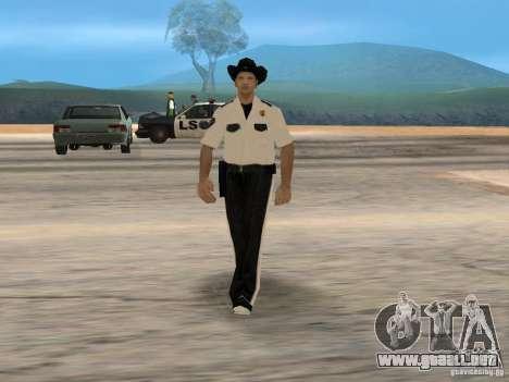 Cops skinpack para GTA San Andreas