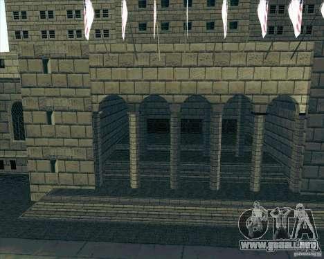 Los Santos City Hall para GTA San Andreas tercera pantalla