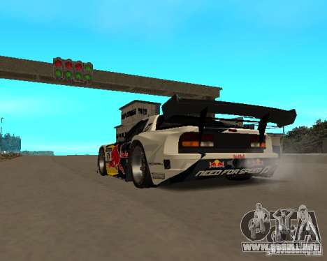 Mazda RX-7 FC - MadMike: Version.2 para GTA San Andreas left