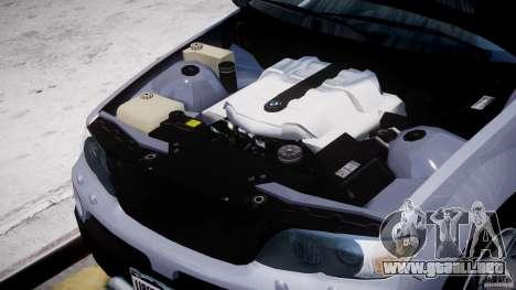 BMW X5 E53 v1.3 para GTA 4 vista interior