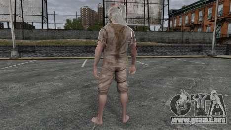 Geralt de Rivia v6 para GTA 4 tercera pantalla