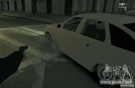 VAZ Lada Priora 2172 para GTA 4 visión correcta