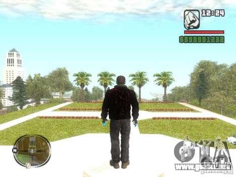 Niko Avatar para GTA San Andreas segunda pantalla
