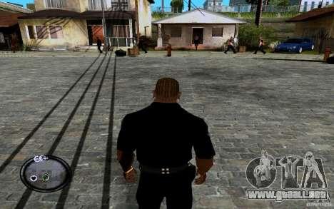 Nuevo CJ para GTA San Andreas tercera pantalla