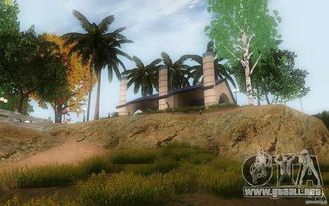 New Country Villa para GTA San Andreas séptima pantalla