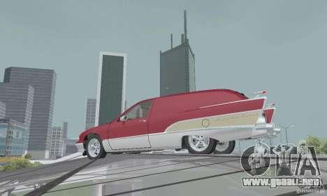 Chevrolet Caprice Majestic Nomad Custom 1992 para la visión correcta GTA San Andreas