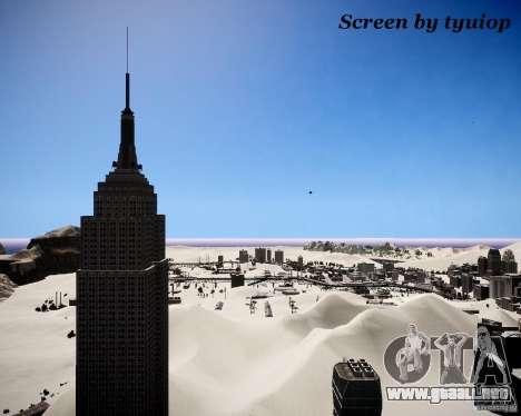 Desert Storm v1.0 para GTA 4