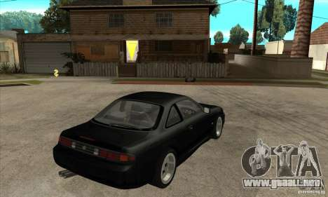 RODrifter Nissan Silvia S14 para la visión correcta GTA San Andreas