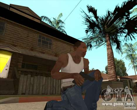CoD:MW2 weapon pack para GTA San Andreas