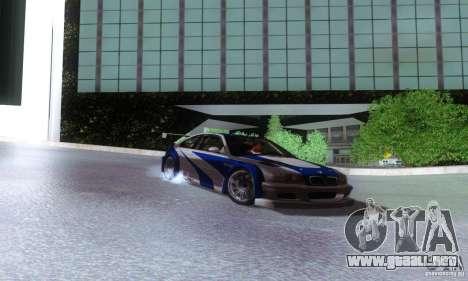 iPrend ENBSeries v1.1 BETA para GTA San Andreas tercera pantalla