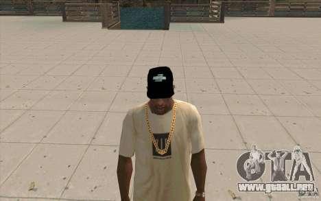 Casquillo nfsu2 para GTA San Andreas segunda pantalla