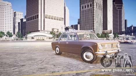 VAZ 2101 Stock v2.0 para GTA 4 left