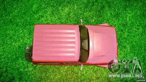Toyota Land Cruiser 4.5 V2 para GTA 4 visión correcta