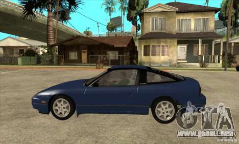 Nissan 240sx - Stock para GTA San Andreas left