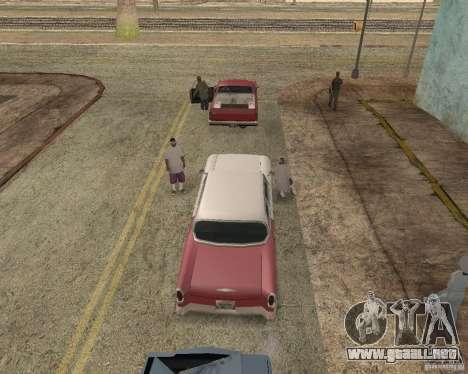More Hostile Gangs 1.0 para GTA San Andreas tercera pantalla