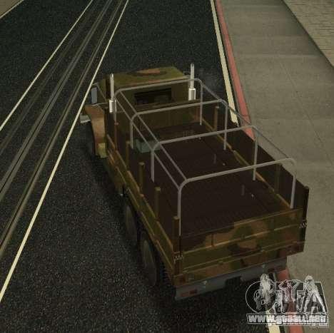 Sand Barracks HD para la visión correcta GTA San Andreas