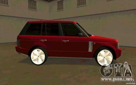 SPC Wheel Pack para GTA San Andreas segunda pantalla