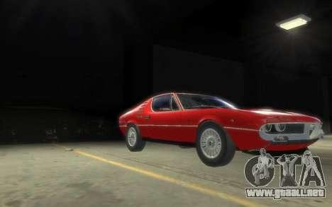 Alfa Romeo Montreal 1970 para GTA 4 left